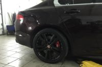 Jaguar XF тормоза hpb hp-brakes (17)