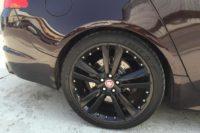 Jaguar XF тормоза (4)