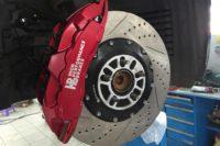 Jaguar XF тормоза hpb hp-brakes (10)