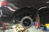 Jaguar XF тормоза hpb hp-brakes (11)