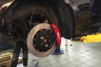 Jaguar XF тормоза hpb hp-brakes (12)