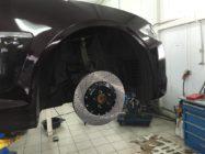 Jaguar XF тормоза hpb hp-brakes (8)