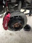 Lexus LX570 тормоза hpb hp-brakes F405x36U8 + R380x32U6 (15)