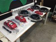 Lexus LX570 тормоза hpb hp-brakes F405x36U8 + R380x32U6 (5)