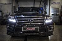 Lexus LX570 тормоза hpbrakes_11
