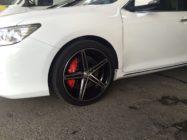 Toyota Camry V50. Тормоза HP-Brakes (8)