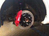 Toyota Camry V50. Тормоза HP-Brakes (6)