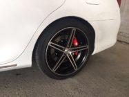 Toyota Camry V50. Тормоза HP-Brakes (9)