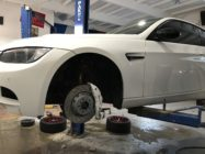 BMW M3 E92. ТормозаHPB. Front 365x34mm Ultimate 6pot.