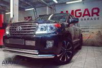 Toyota Land Cruiser 200. Тормоза HPB