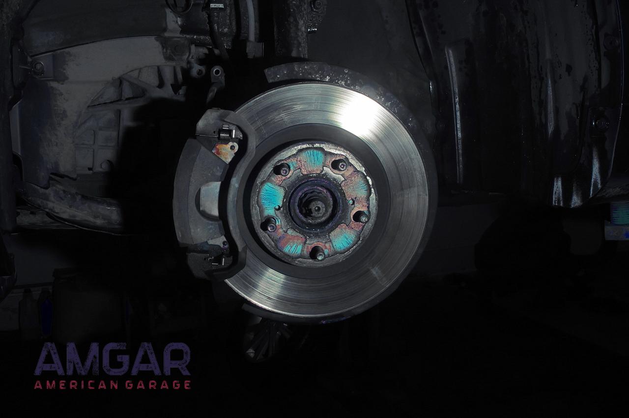 тормозные диски тойота камри v40 отзывы владельцев