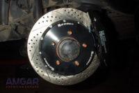 Тормоза на Toyota Sequoia. HP-Brakes