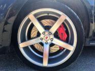 Mercedes-Benz GL-class X164 тормоза hpb
