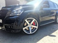 Mercedes-Benz GL-class X164 тормоза hpb_