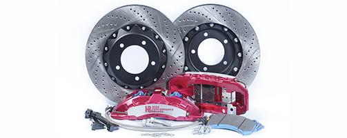 Комплекты тормозных систем