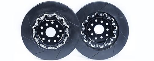Составные тормозные диски