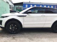 Тюнинг тормозов на Land Rover Range Rover. Ставим HPB. Front 430x36mm Ultimate 8pot +rear 405x34mm Ultimate 6pot