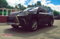 Тормоза HPB на Lexus LX 450d (1)