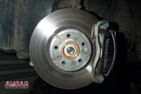 Тормоза на Mercedes-Benz V250d (W447)