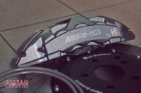Тормоза на Mercedes-Benz V250d (W447). HP-Brakes