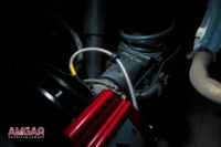 Тормоза HPB на Lexus LX 450d