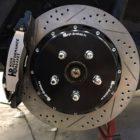 Toyota Highlander тормоза hp-brakes
