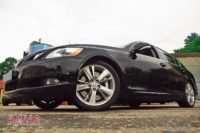 Тюнинг тормозов Lexus GS 450h Hybrid. Ставим hp-brakes