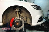 Audi A6 C7 hpbrakes