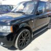 Тормоза HPB на Land Rover Range Rover. Front 405x36mm Ultimate 8pot+ rear 380x32mm Ultimate 6pot.