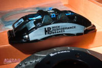 Тормоза Toyota LC200. Ставим  HP-Brakes.