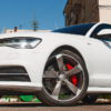 Тюнинг Audi A6 C7. Тормоза HP-Brakes front 380x32mm Ultimate 6pot +rear 365x32mm Ultimate 4pot.