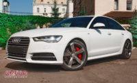 Audi A6 C7. Тормоза HPB f380x32mm U6pot +r365x32mm U4pot