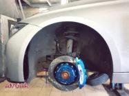 BMW 3 Series 320d xDrive. Тормоза HP-Brakes