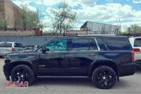 Chevrolet Tahoe. Тормоза HPB f405x36mm U8pot+r380×32 U6pot.