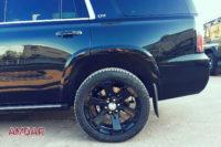 Chevrolet Tahoe. Тормозная система HPB_hp-brakes