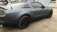 Ford Mustang. Тормоза HPB