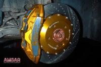 Тормоза Porsche Panamera. HP-Brakes