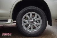 Усиленные тормоза на Toyota land cruiser 200
