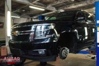 Chevrolet Tahoe. Тормоза (1)