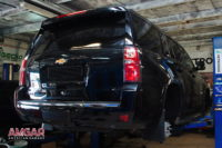 Chevrolet Tahoe. Тормоза