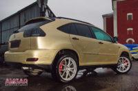 Lexus RX 350. Тормоза HPB