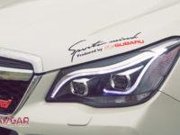 Subaru Forester SJ тормоза hp-brakes