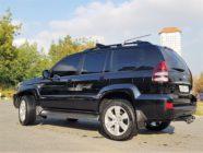 Toyota Land Cruiser Prado 120. Тормоза HPB