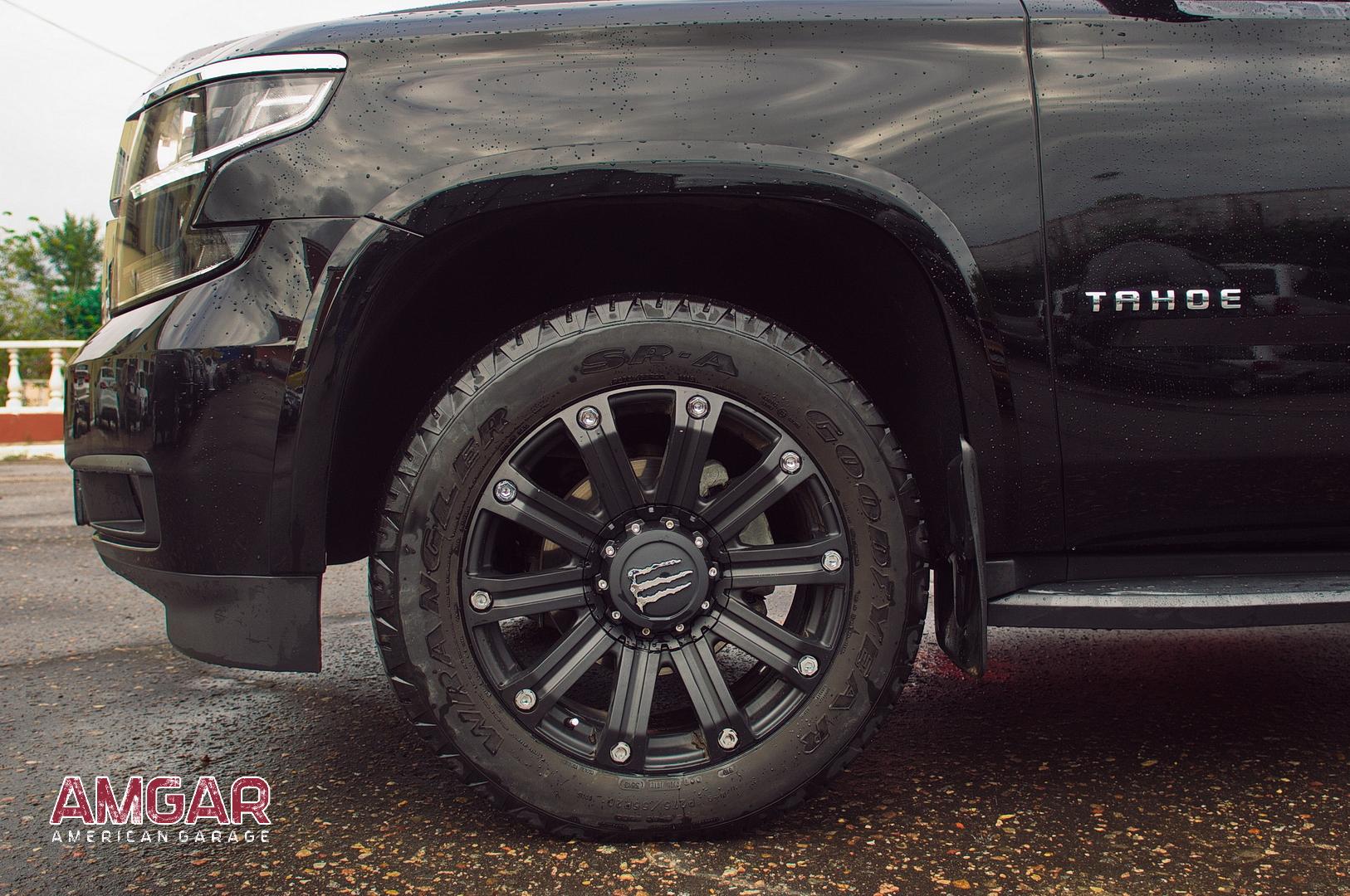 Тормоза на Chevrolet Tahoe (2)