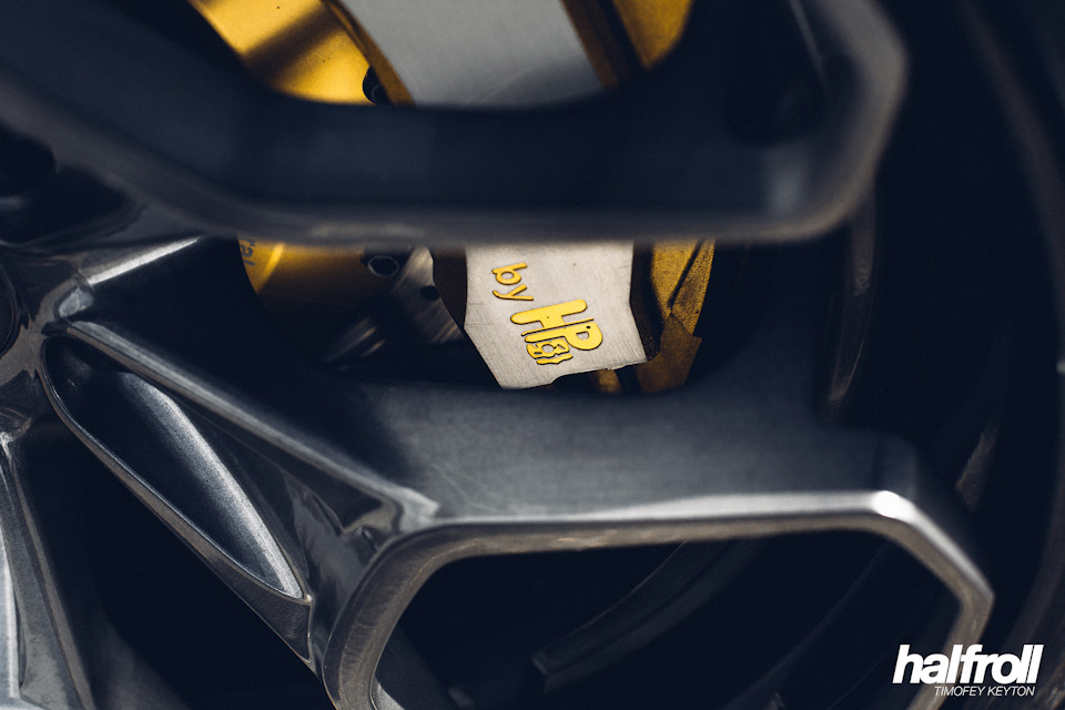 Тормоза для Audi A6 Avant (C7). HP-Brakes
