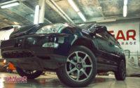 Тормоза для Lexus RX II. HP-Brakes