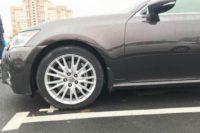тормоза HP-Brakes на Lexus GS 350