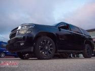 Тормоза HPB на Chevrolet Tahoe