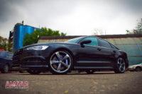 Audi A6 тормоза hpb