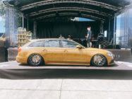 Audi A6 Avant (C7) тормоза HP-Brakes